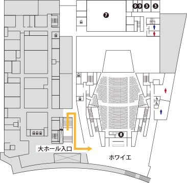 ウェスタ 川越 大 ホール